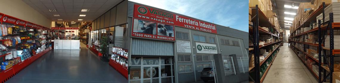 suministros industriales para marmolistas - empresa