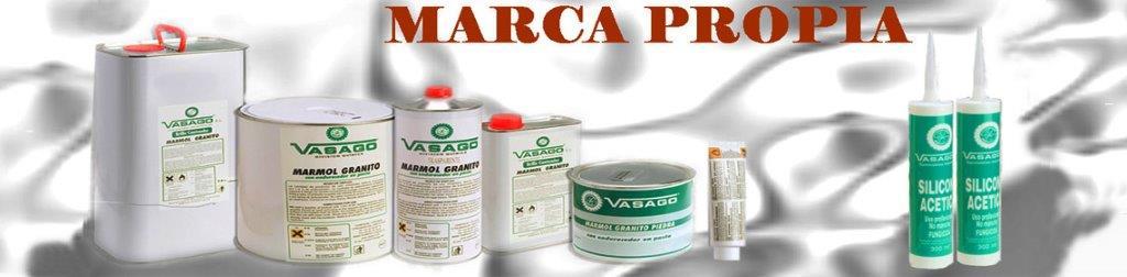 Productos químicos para marmolistas - marca propia
